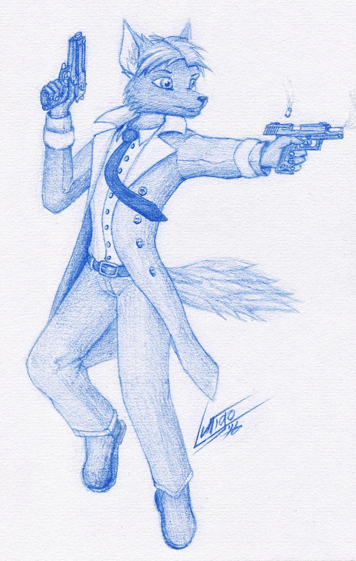 Blueshift #2 by LurigoFreefox