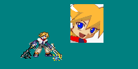 Roxas Zx Style by Xemcail