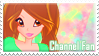 Channel Stamp by Christie22