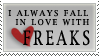Freaks Are My Type by HeiniHimmler