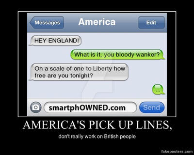America S Pick Up Lines By Canadiancutie1231 On Deviantart