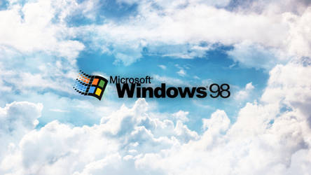 Windows 98 Wallpaper by JMATheHomie