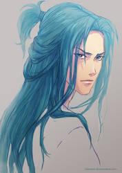 Blue by alempe