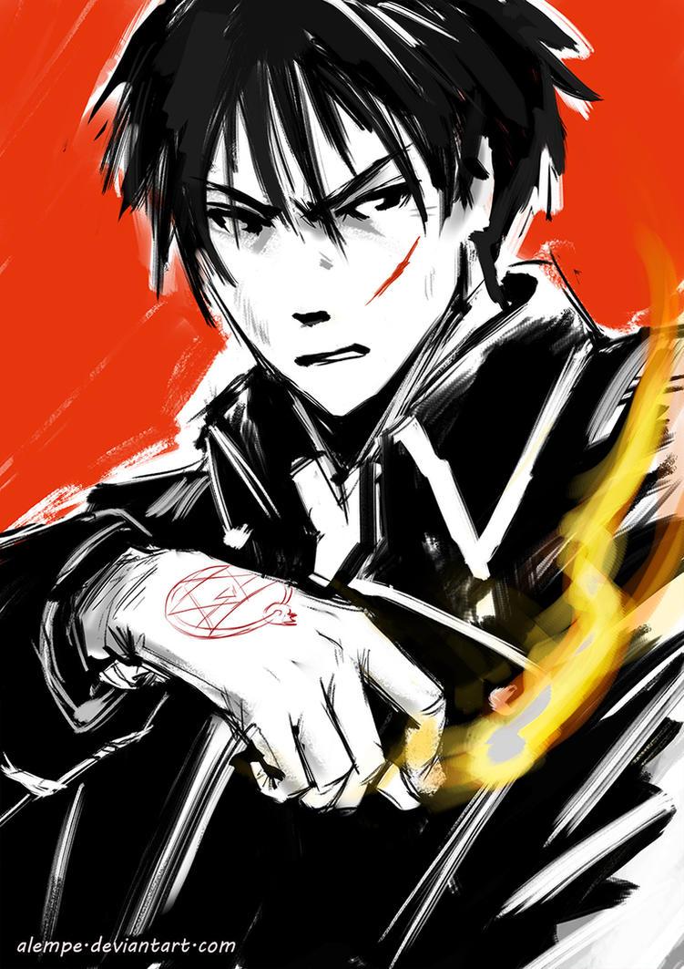 Roy by alempe
