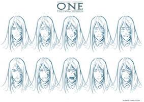 Niva, Expression Study by alempe