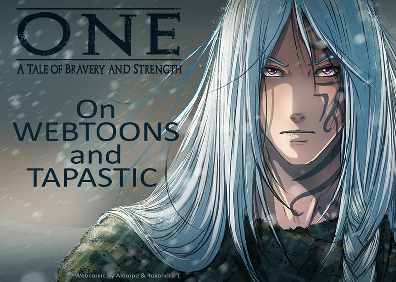 One Webcomic Banner
