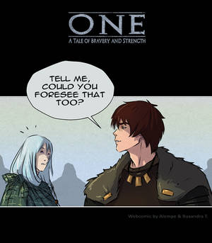 One Webcomic - Chapter 7