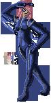 Woman pixel by TearsofRiku
