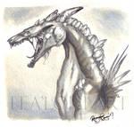 Inked Beastie