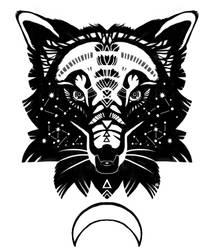 Ptolemic Wolf