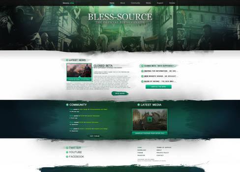 BLESS-Source Design