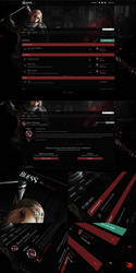 IPS4.2 BLESS Theme Dark by xDrac