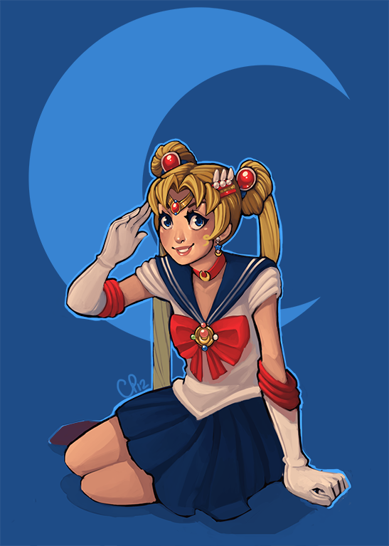 Usagi by CPatten
