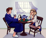 Doctor Who - Breakfast