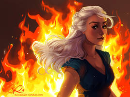 Danereys Targaryen by CPatten