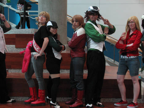 Tiger and Bunny Gathering 2013
