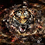 Abstract Tiger 2