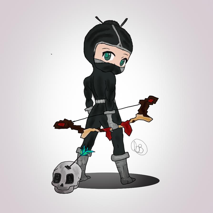Assassin Paladin by LuhaBiha