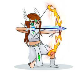Archer by LuhaBiha