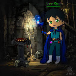 druid lee kun