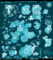 Ice Tibia Map by LuhaBiha