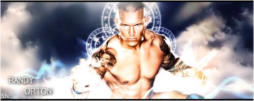 Randy Orton by SFX77