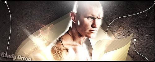 Randy Orton. by SFX77