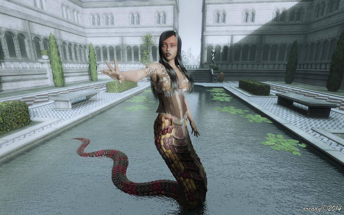 Naga by arcady