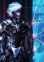 [Metal Gear Rising] Raiden