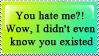 you hate me by lauren-lovebites