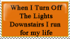 downstairs lights by lauren-lovebites