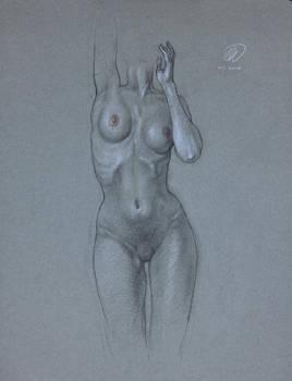 Girl Of Grey