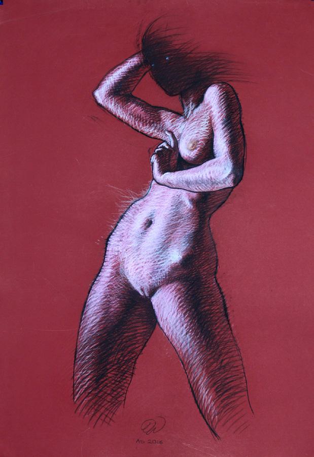 Bad Girl by dominikwdowski