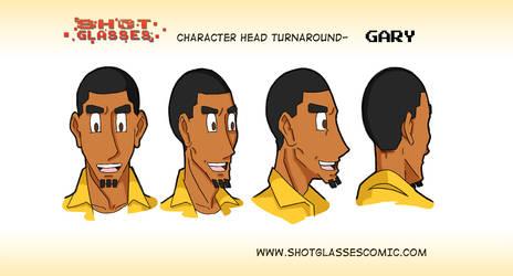Head turnaround Gary