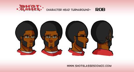 Head turnaround Rob