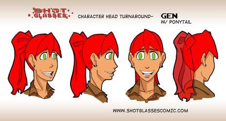 Head turnaround Gen pt2