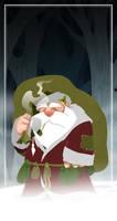 Santa-stic by kidoho