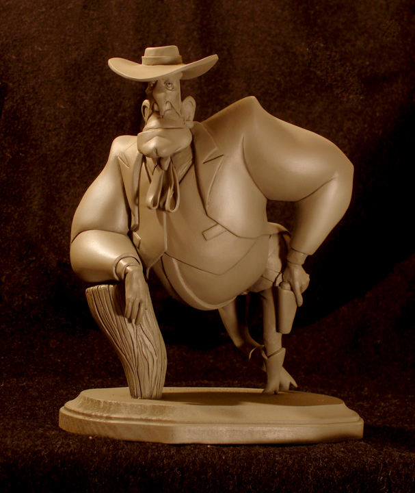 Guy Duchesne Maquette by kidoho