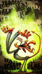 Senior El Diablo by kidoho
