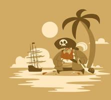 Pirate T by kidoho