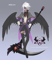[OC]Phelan by chisacha