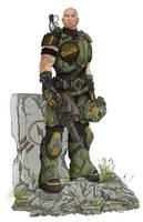 Uir Soldier2 by pax112