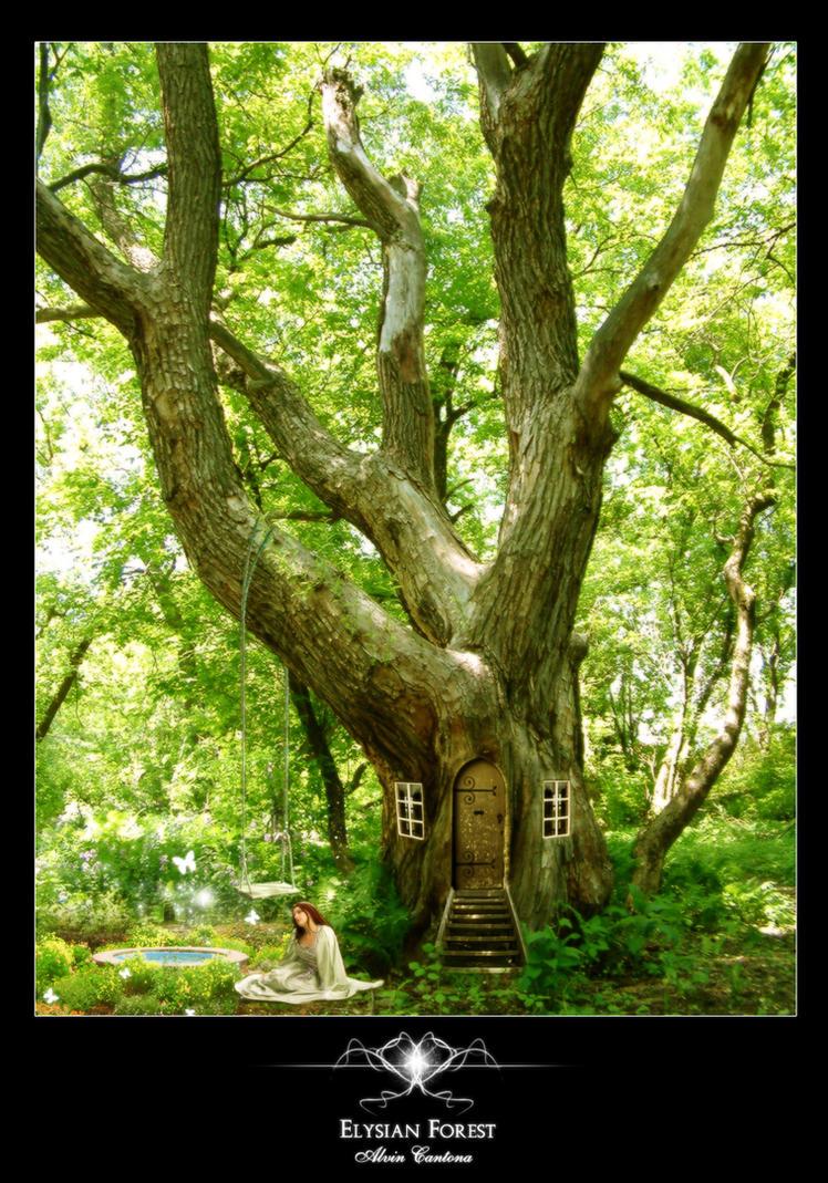 Elysian Forest by BbOyFLip96