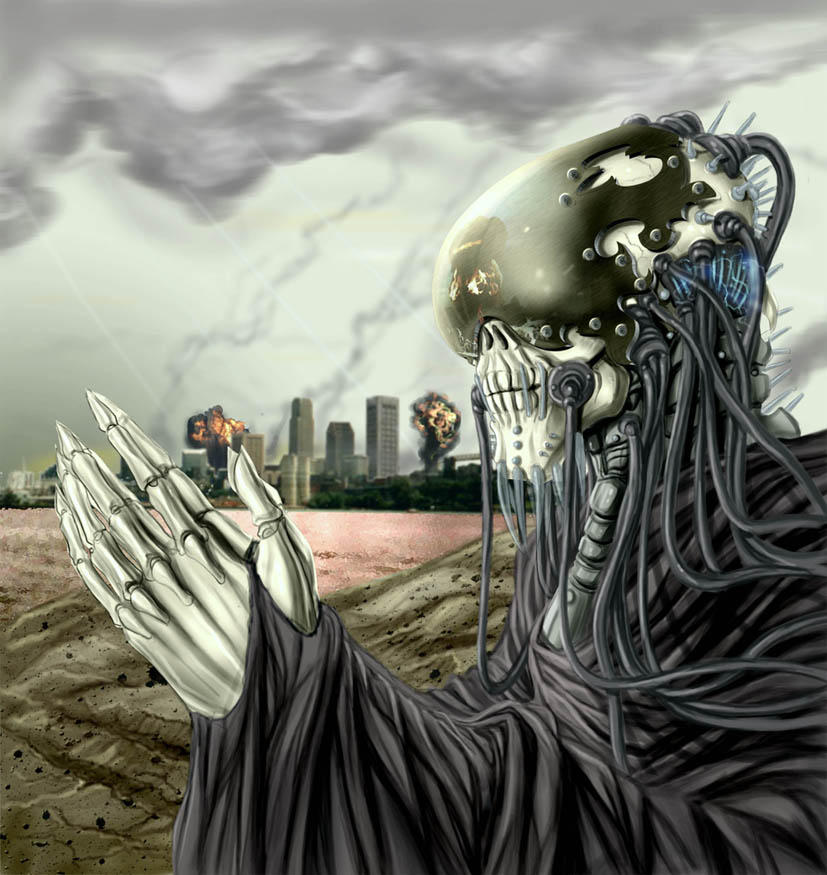 Rattlehead version 2 by Frozforest