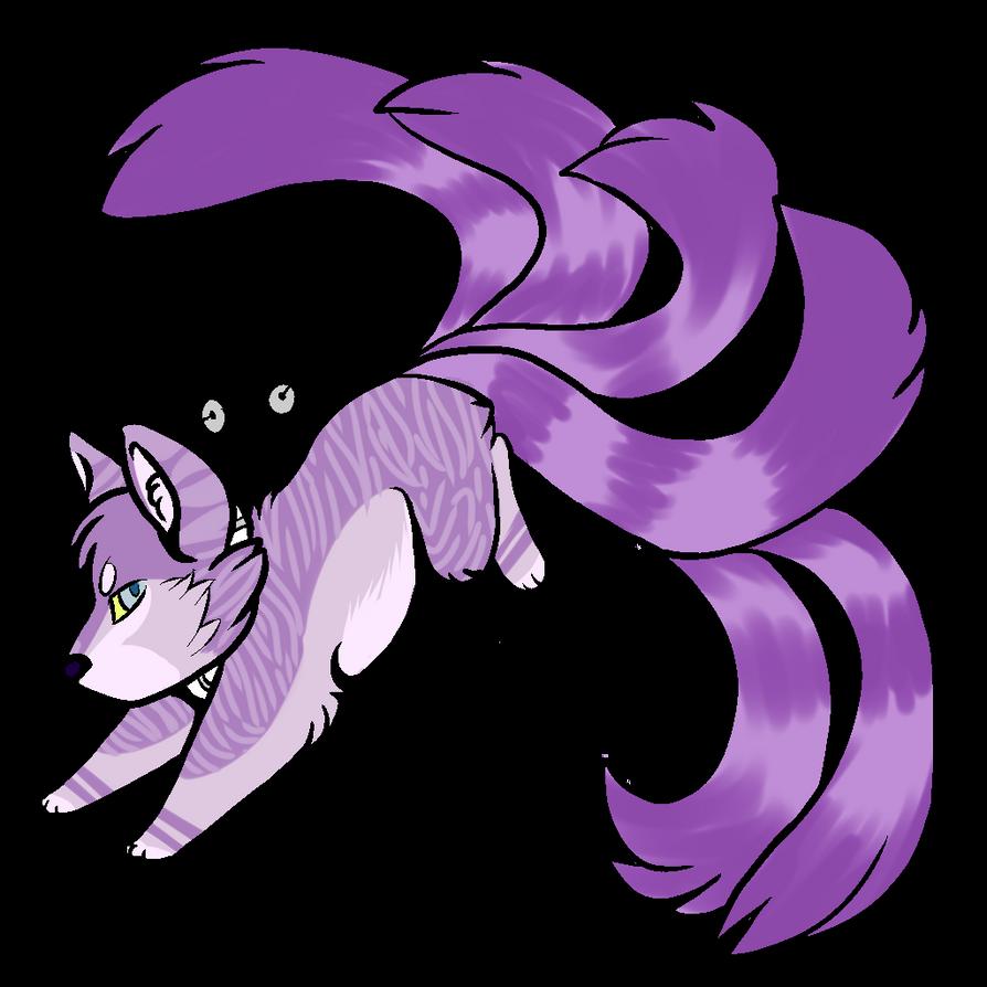Kitsune adoptable [OPEN] by Frgt10Kat-Adoptz