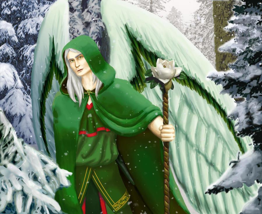 Spirit of Evergreen by RachelHWhite