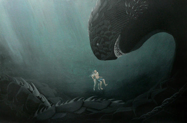 Black_Ocean-No.2 by RachelHWhite