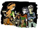 Daughters of Hralln 2