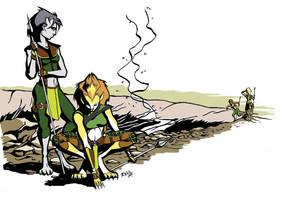 Daughters of Hralln by RachelHWhite