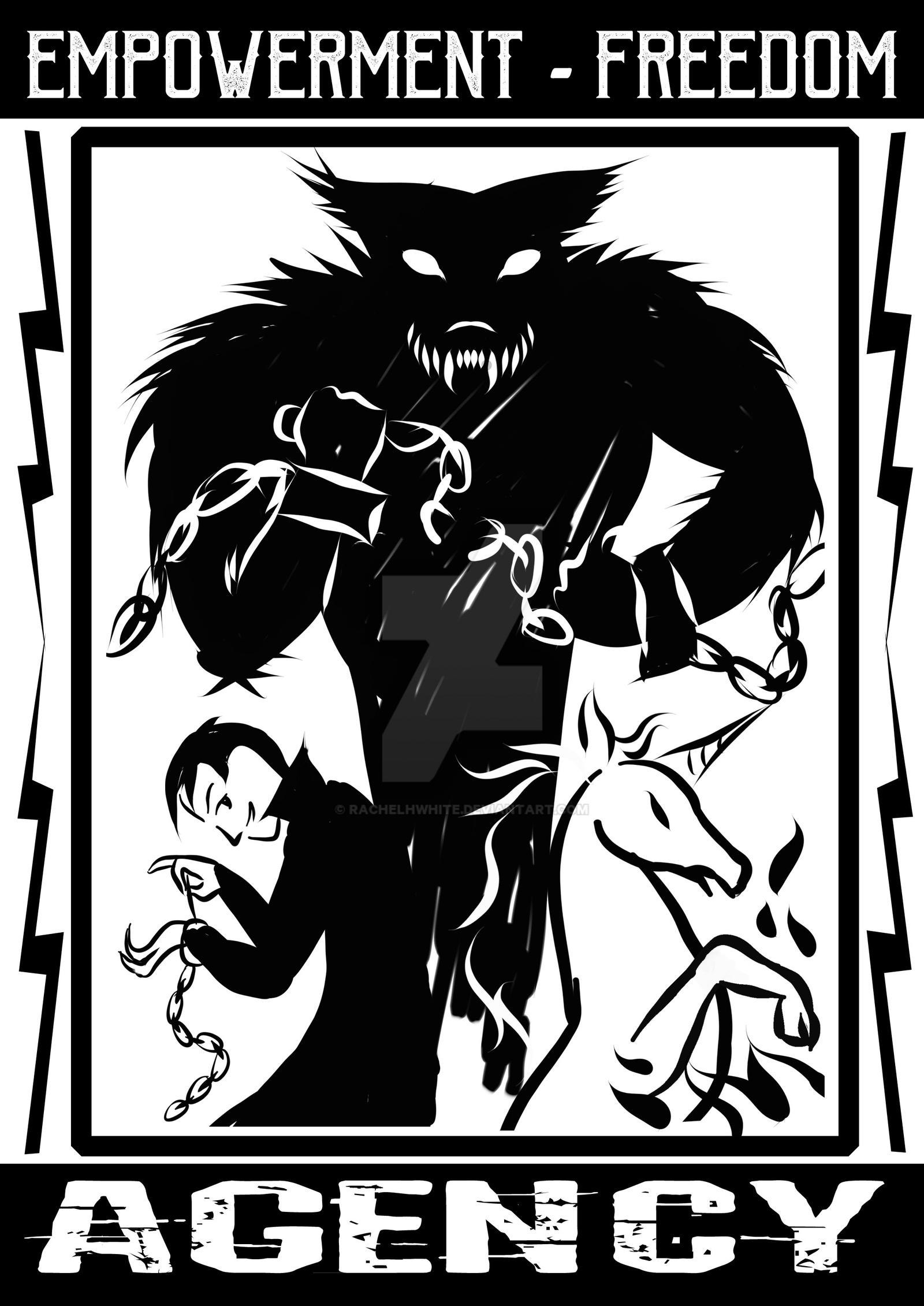 the Agency of Monsters by RachelHWhite